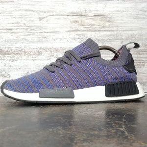 Mens Adidas NMD R_1 STLT Primeknit Shoes Sz 7.5